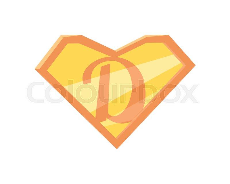 Father Superhero Symbol Super Dad Icon Super Dad Shield In Flat