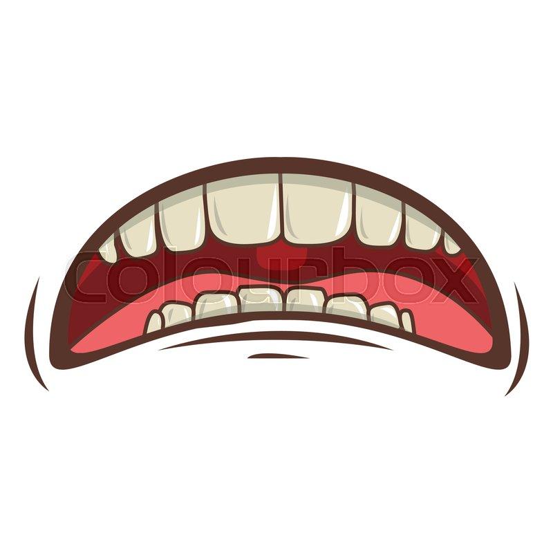 Sad Mouth