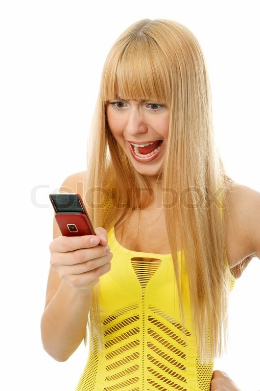 2230716-woman-talking-in-cellphones-on-white-background