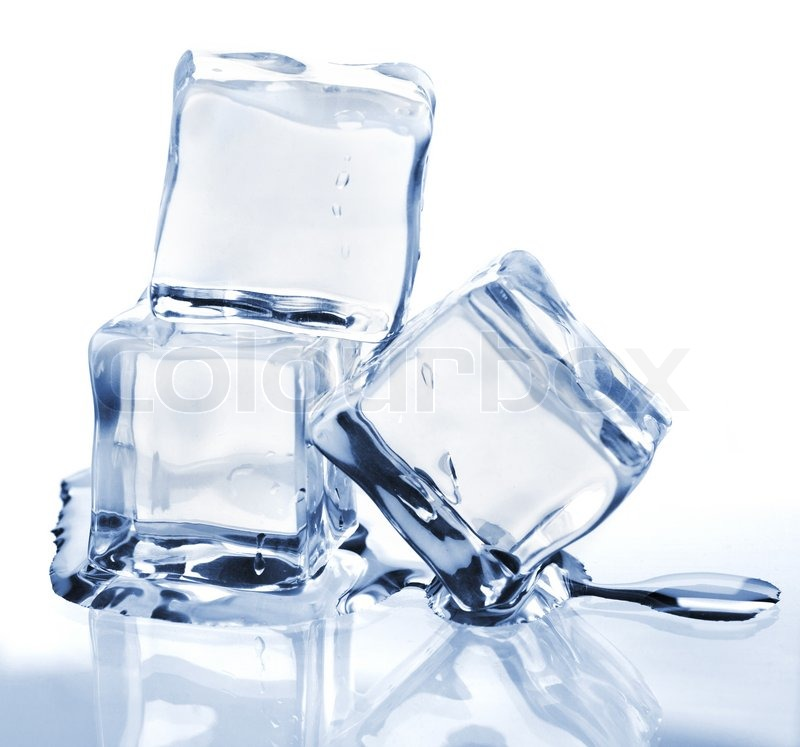 how to get clear ice cubes