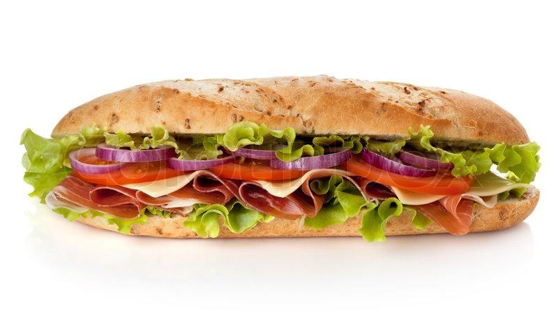 jacht Roodharige in de sandwich