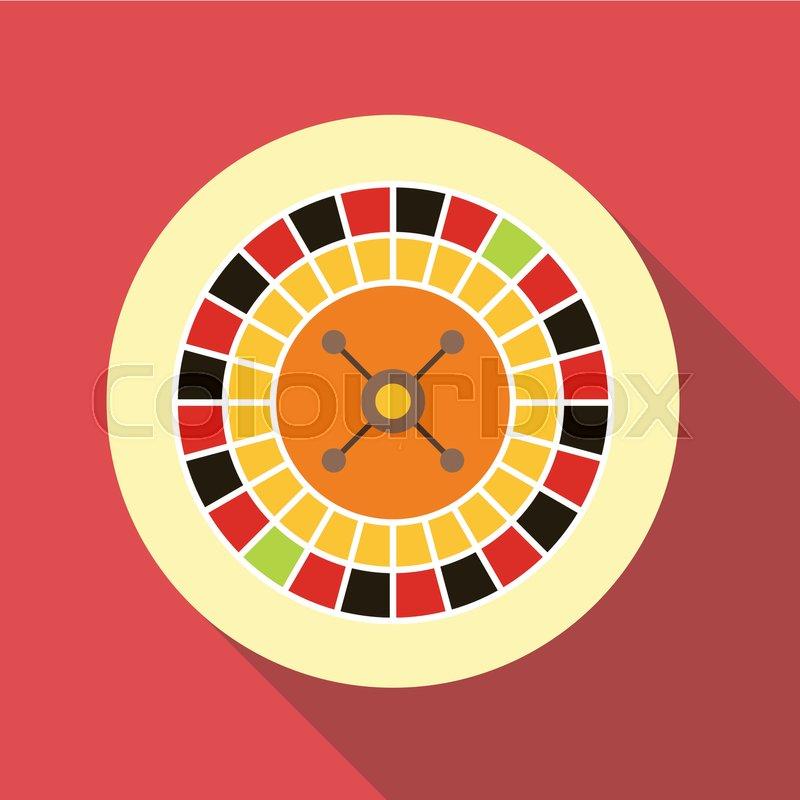 Roulette vector shaman magic slot machine