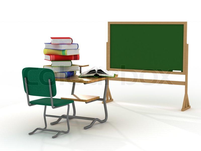 Das schulungskonzept stockfoto colourbox for Stuhl design unterricht