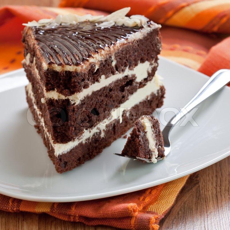 Piece Of Cake Dark Chocolate