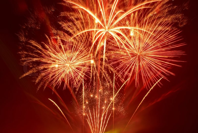 Wallpaper Salute Sky Holiday Colorful 3376x4220: Beautiful Fireworks On The Black Sky Background