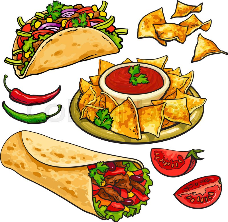 Chips And Salsa Restaurant Menu