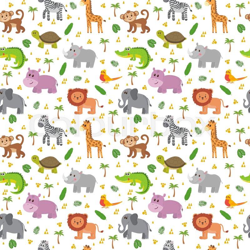 elephant wallpaper border