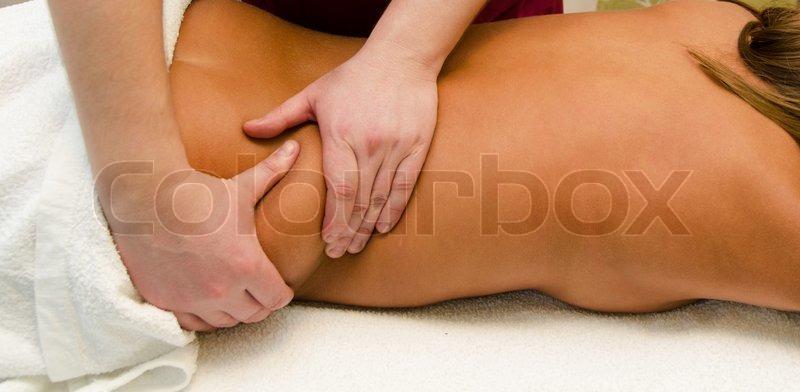 Ручной антицеллюлитный массаж фото