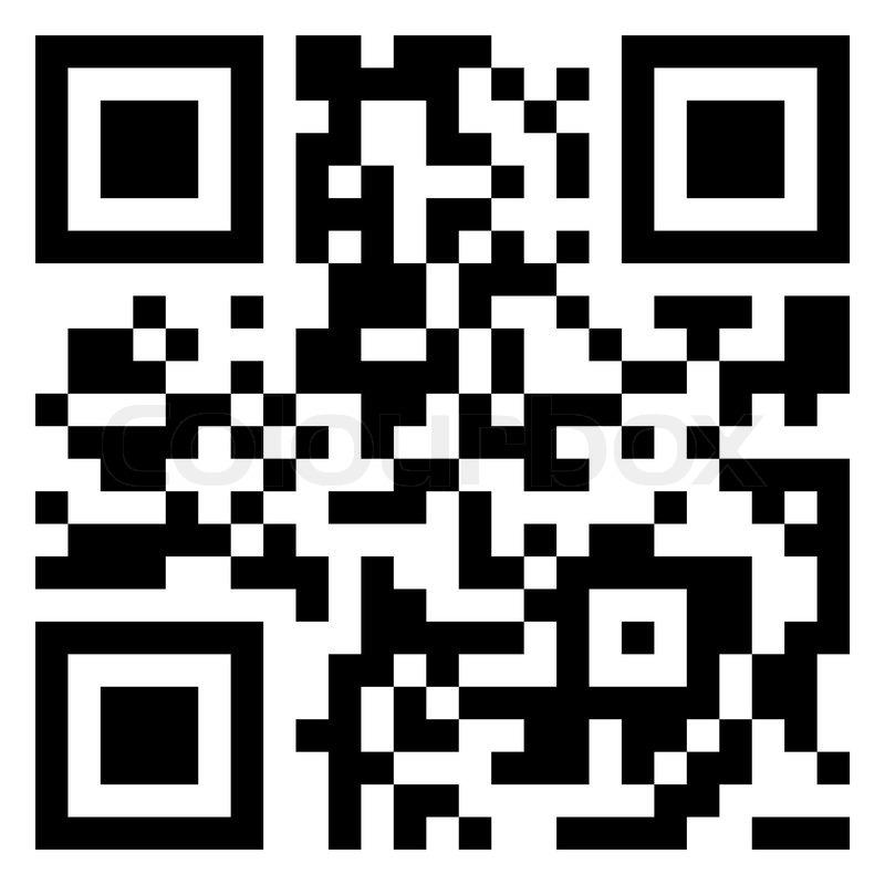 big sale data in qr code modern bar code eps 8 vector file