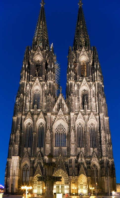 K 246 Lner Dom Officially Hohe Domkirche St Peter Und Maria