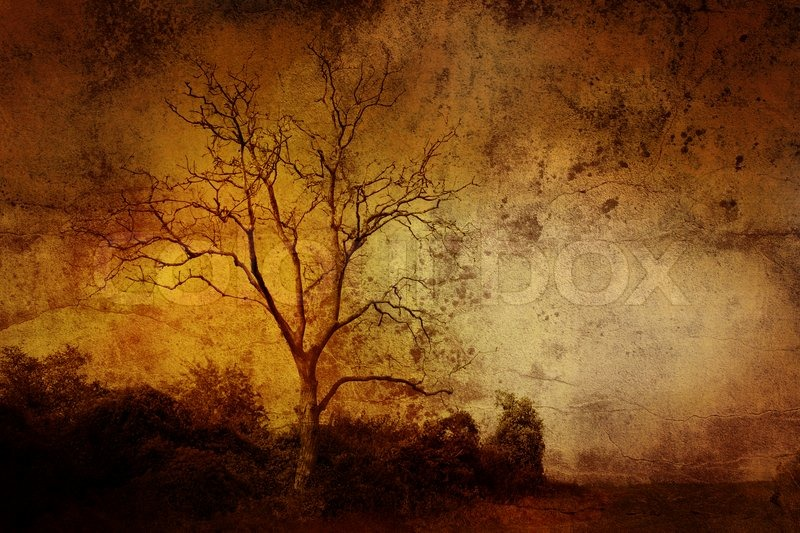 grunge nature art wallpapers - photo #5