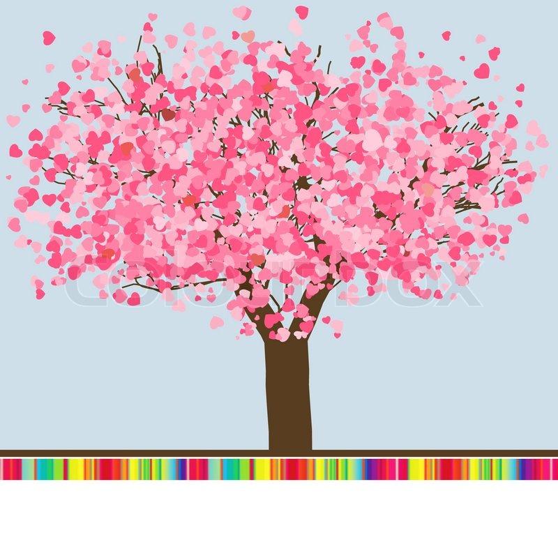 Hochzeits Oder Valentinstag Vorlage Vektorgrafik Colourbox