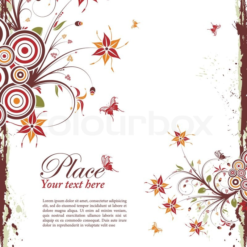 Butterfly tattoo vector - design element. decoration, illustration.