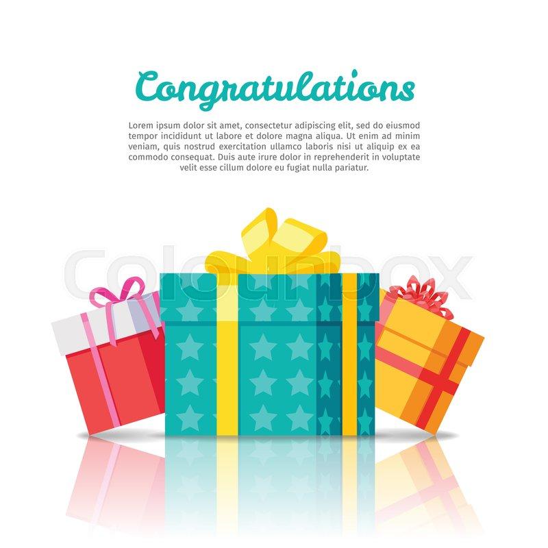 congratulations page