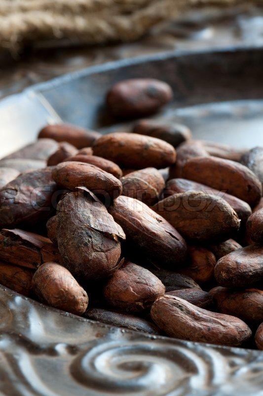 Фото как выглядит какао