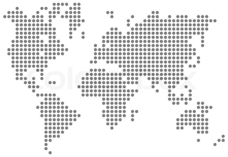 World map stock vector colourbox gumiabroncs Choice Image