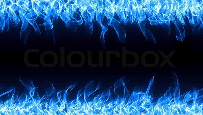 Blue Fire Backgrounds Blue Fire Flame