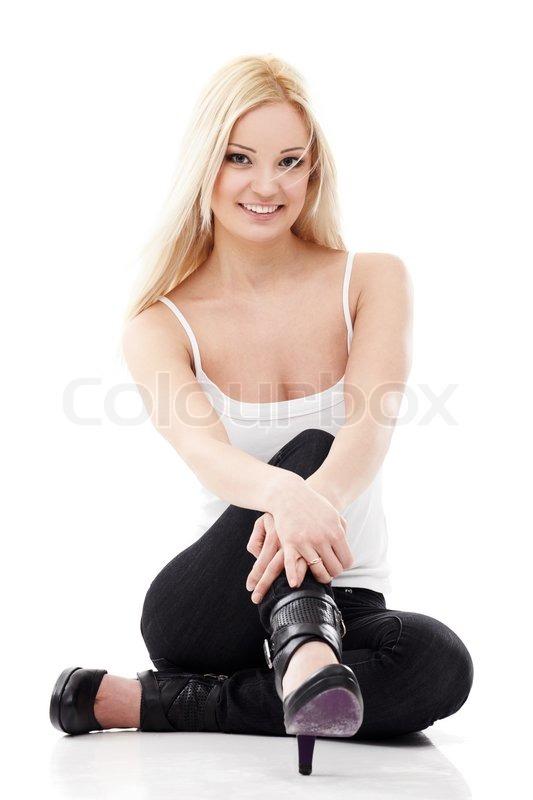 moden kvinder sex blonde sex