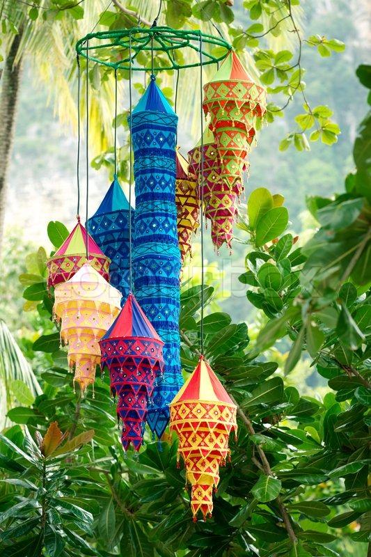 Oriental Lantern Plant Traditional Oriental Lanterns