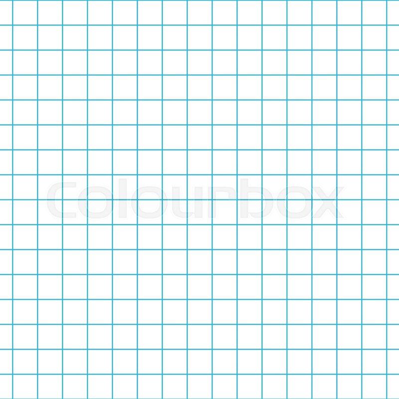 checkered notebook paper vector seamless pattern graph paper rh colourbox com notebook paper vector free lined notebook paper vector