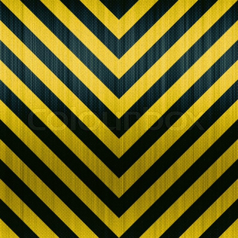 And black diagonal stripes background seamless background or wallpaper - Carbon Fiber Material With Hazard Stripes Texture That