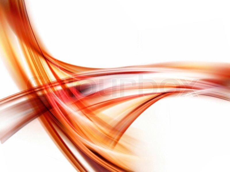 Schöne moderne Hintergrund mit abstrakten weichen Linien | Stockfoto ...