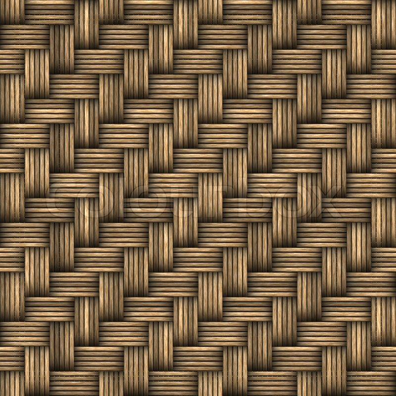 A seamless 3d wicker basket or furniture texture that - Tejidos para sofas ...