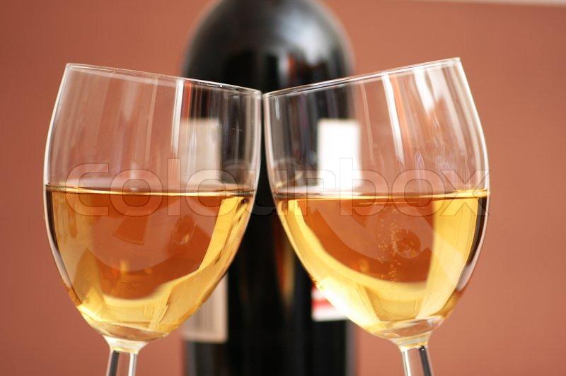 Jeden Abend Eine Flasche Wein