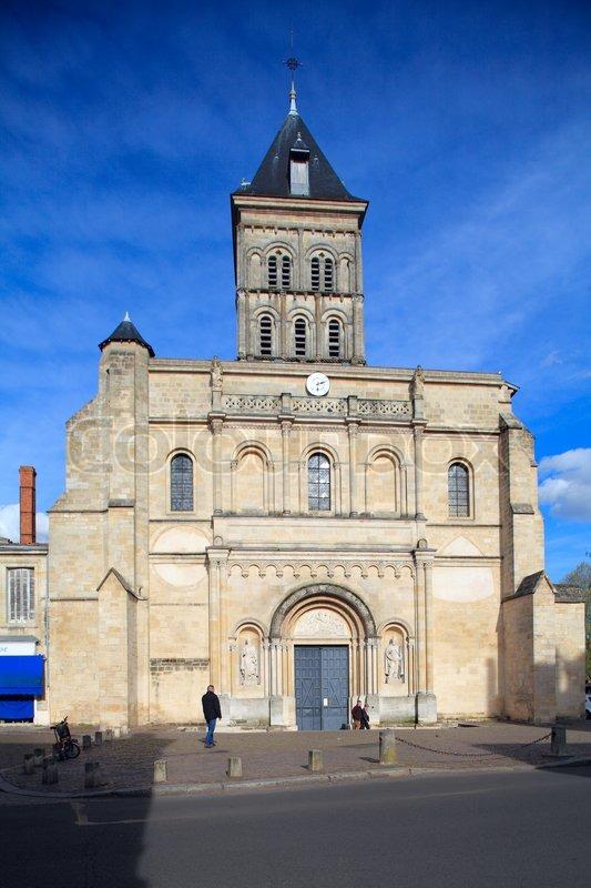 Saint-Seurin Basilica