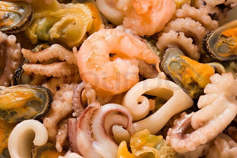 Supplier Shrimp Mail: Shrimps, Mussels, Octopuses And Other ...