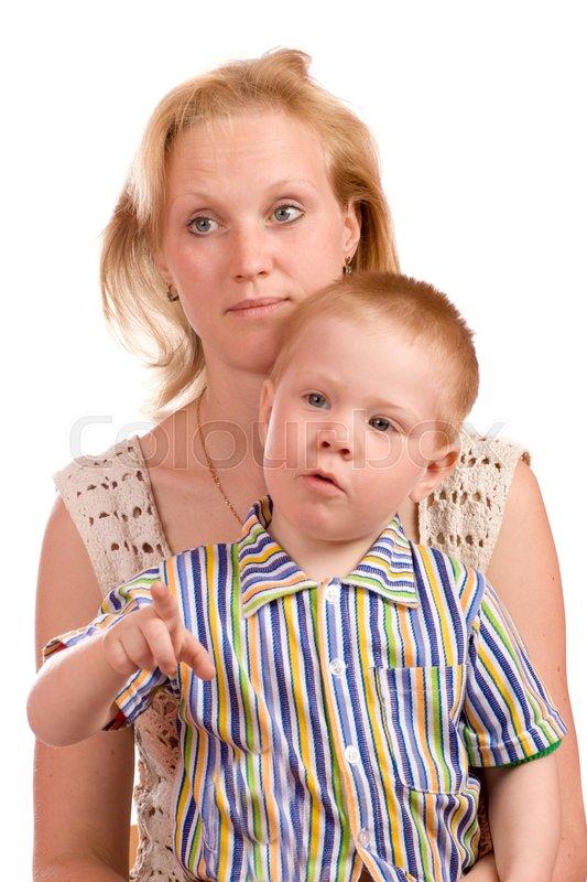 Мать фото т сын
