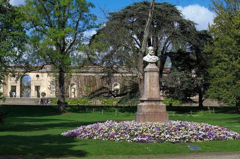 Jardin botanique offentlig botanisk have bordeaux for Bordeaux jardin botanique