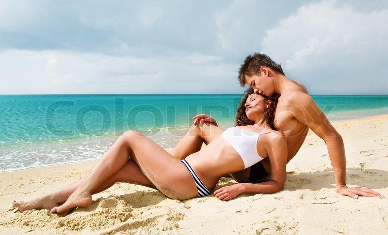 Par strand kön
