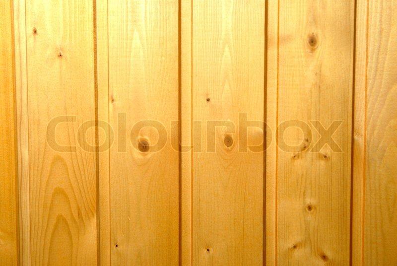 fragment einer wand verkleidet mit holzverkleidung boards stockfoto colourbox. Black Bedroom Furniture Sets. Home Design Ideas