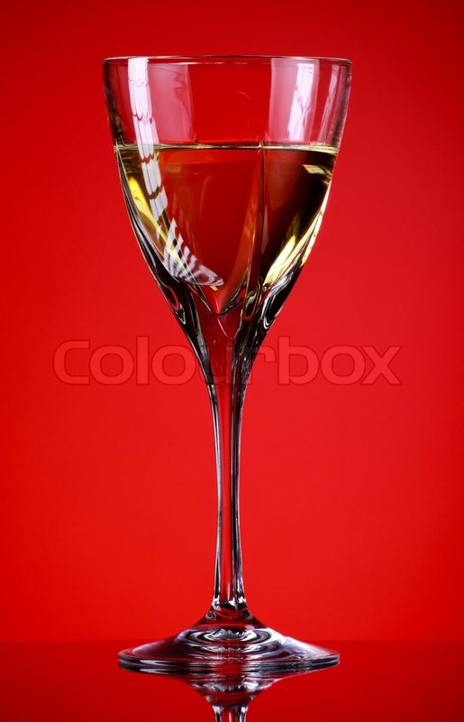 white winered wine