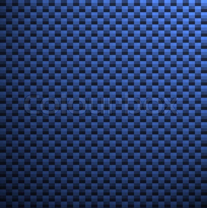 A High Res Blue Carbon Fiber Pattern Texture That You