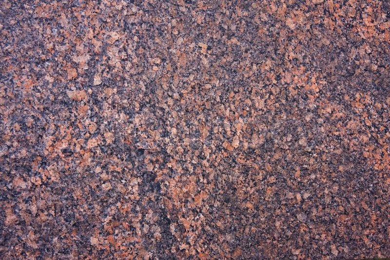 Red And Black Granite : Natural weathered pink and black granite marble texture