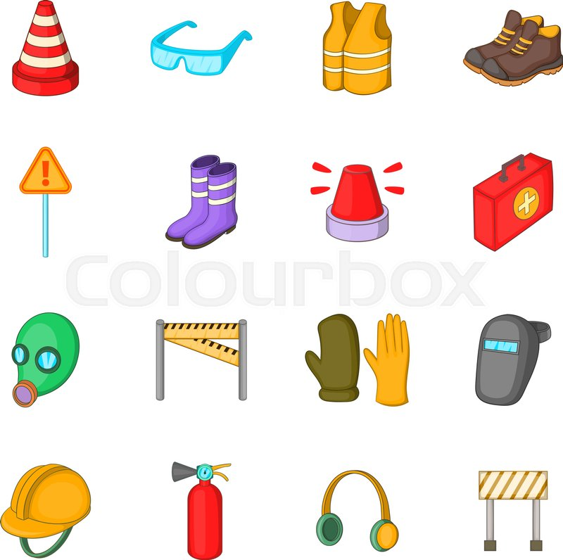 safety icons
