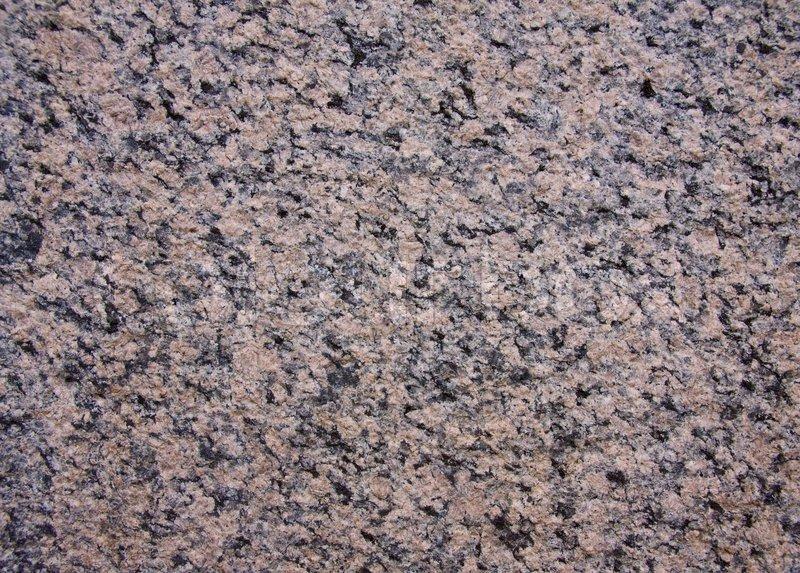 Weathered Granite Stone : Natural weathered pink and black granite marble texture
