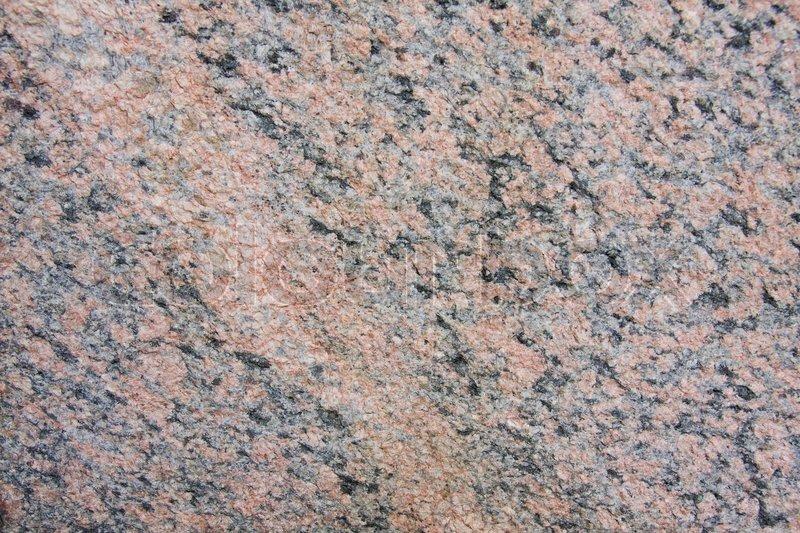 Weathered Granite Stone : Natural weathered pink granite marble texture background