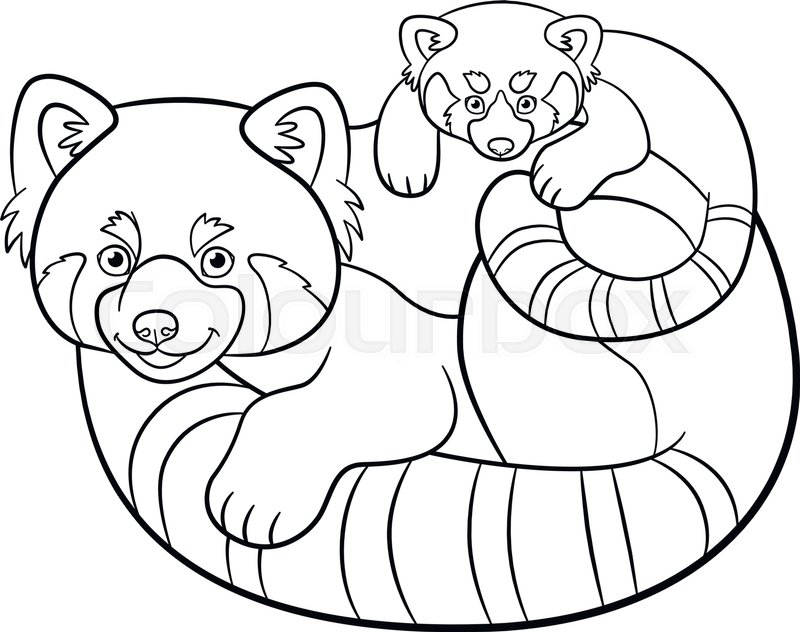 The Best Cute Panda Coloring Pages for Boys - Best Coloring Pages  Inspiration and Ideas | 632x800