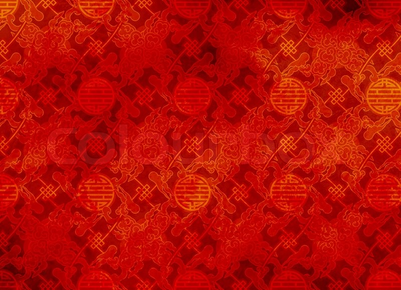 Chinese red textured pattern in ... | Stock Photo | Colourbox | 800 x 578 jpeg 146kB