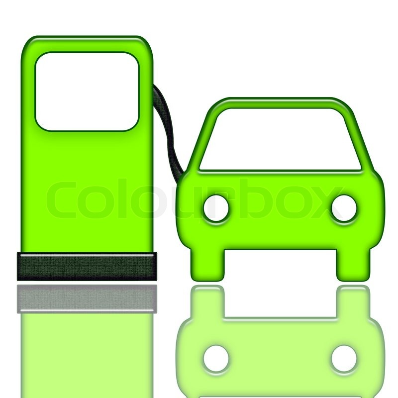 gas station green icon with car and fuel pump isolated gas station clipart gas pump clipart closed