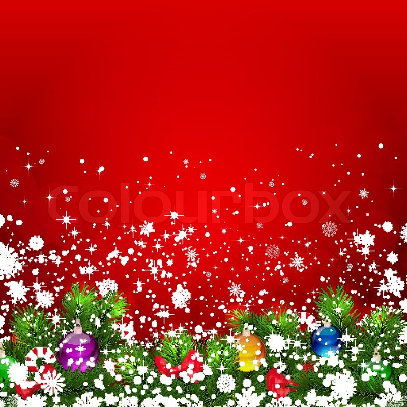 background of christmas