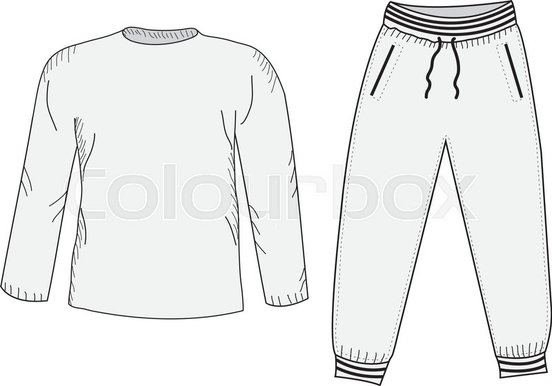 Baseball Jersey Template additionally Jacket And Sweatpants Tracksuit Sketch Set Things In The Style Of Hand Drawing Sportswear Sports Mockup Suit Vector Illustration Vector 23048723 further Styleguide together with Printable Life In Pixels Bujo Style Mood furthermore Stock Photos Template Dress Image27526923. on blank clothing templates