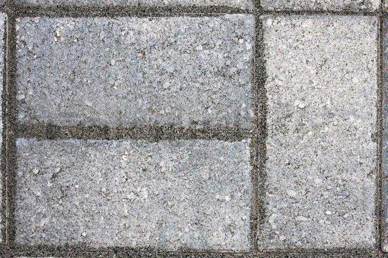 Nahaufnahme Von Drei Fertiger Steine Stockfoto Colourbox