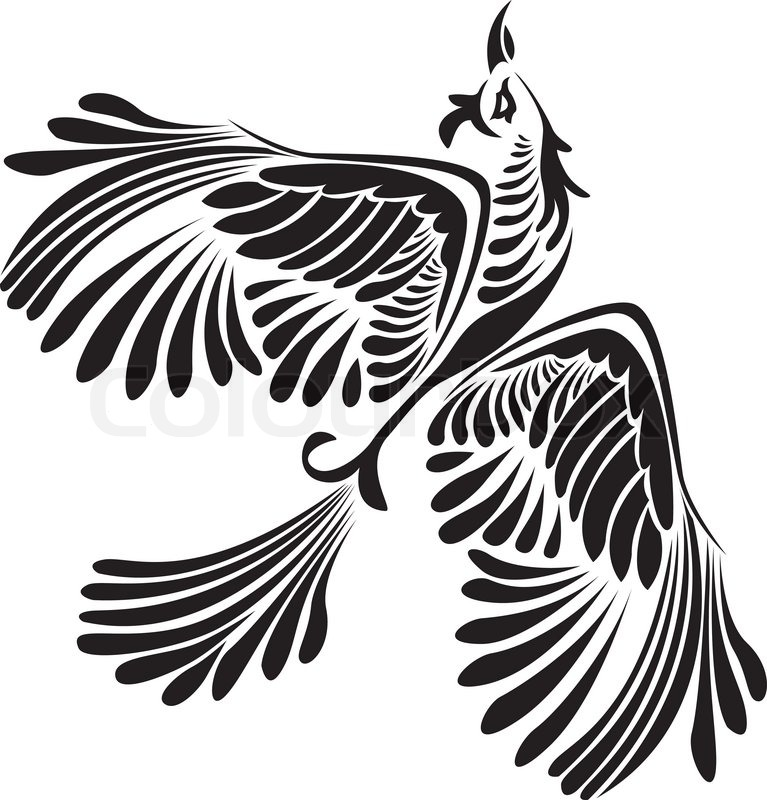 Bird Stencil Designs