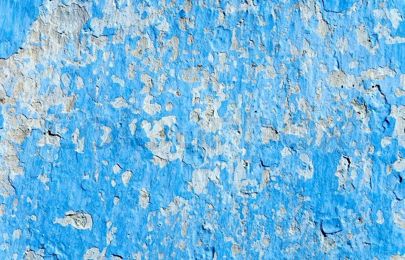 blue grunge wall as good background stock photo colourbox