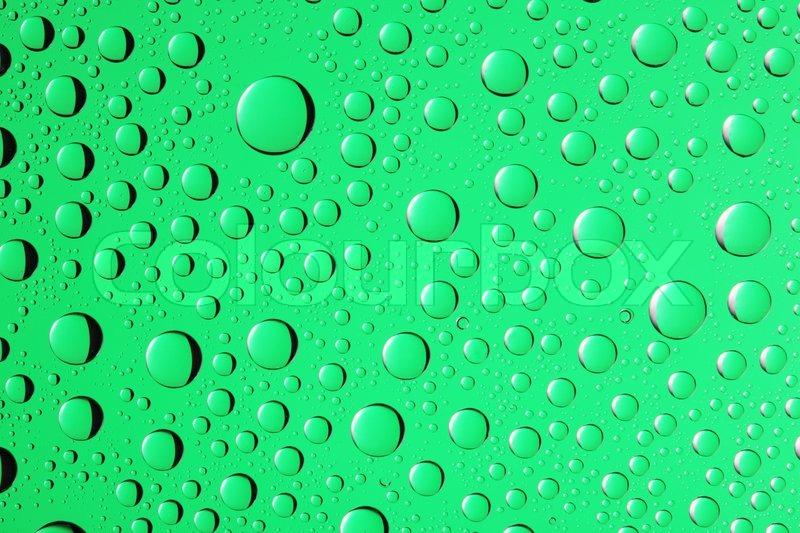 farven grøn