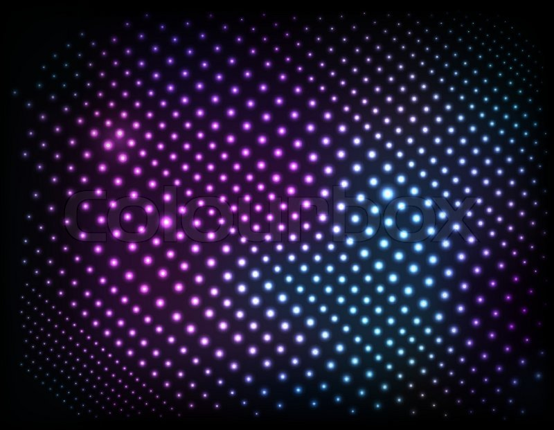 Colorful Abstract Neon Background Vector Stock Colourbox